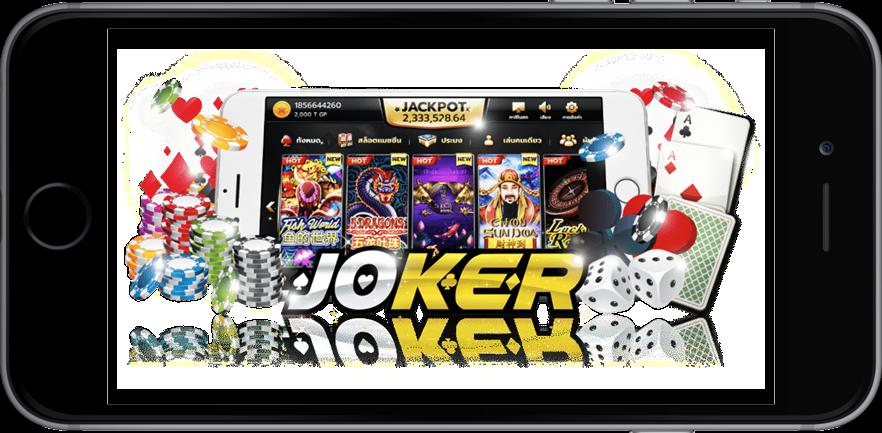 JOKER GAMING เดิมพัน joker gaming casino เว็บพนันออนไลน์ที่ดีที่สุด